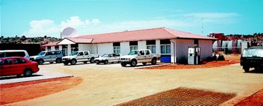 Branch office, Luanda, Angola